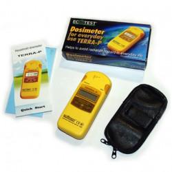 Compteur Geiger détecteur de radioactivité - Dosimètre Ecotest TERRA-P