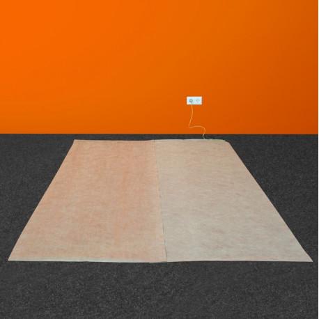 tapis de sol dessous de lit baldaquin carpette anti ondes protection cran lectromagn tique. Black Bedroom Furniture Sets. Home Design Ideas