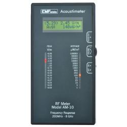 détecteur mesureur hautes fréquences accoustique MW-AM 10 EMFields