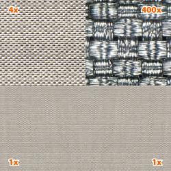 Toile HNG80 de protection anti-ondes contre les hautes et basses fréquences (HF + BF)