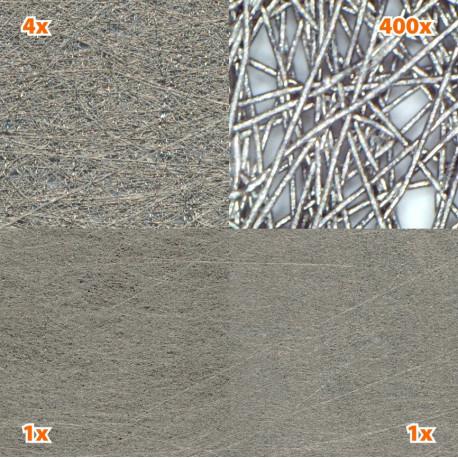 Toile HNV80 de protection anti-ondes contre les hautes et basses fréquences (HF + BF) - 1m