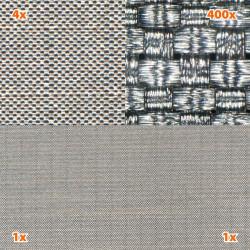 Toile HNG100 de protection anti-ondes contre les hautes et basses fréquences (HF + BF) - 66cm
