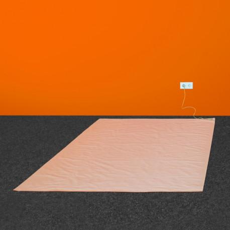 carpettes de lit anti ondes hautes et basses fr quences en toile hno60. Black Bedroom Furniture Sets. Home Design Ideas
