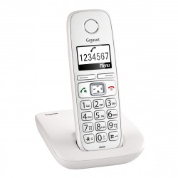 Téléphone sans fil Gigaset E310 Comfort Eco-DECT+ Blanc
