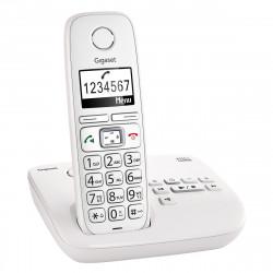 Téléphone sans fil avec répondeur Gigaset E310A Comfort Eco-DECT+ Blanc