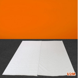 Tapis de sol de lit anti-ondes hautes et basses fréquences en toile YMC-50-150