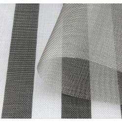 Grillage moustiquaire anti-ondes hautes et basses fréquences HEG03 en acier inoxydable