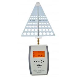 Mesureur d'ondes électromagnétiques Envionic FA725 HF avec mémorisation données