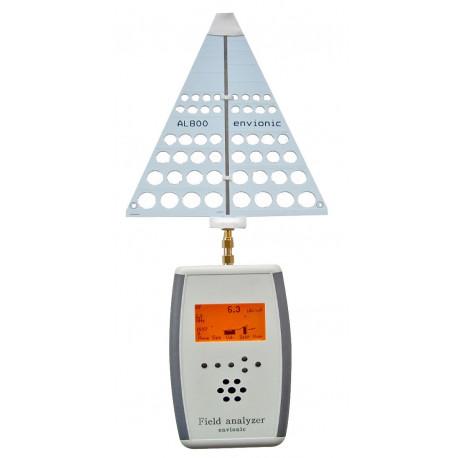 Mesureur d'ondes électromagnétiques Envionic FA730 hautes et basses fréquences