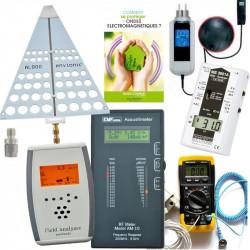 Pack pro v3 : HF MW-AM10 Efields + Envionic FA725 + DG20 + BF ME3951A + PM5 + Catu DT300 + Tension Induite + Guide D BRUNO