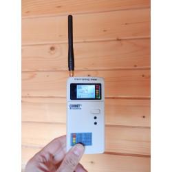 Détecteur d'ondes électromagnétiques Cornet ED85EXS