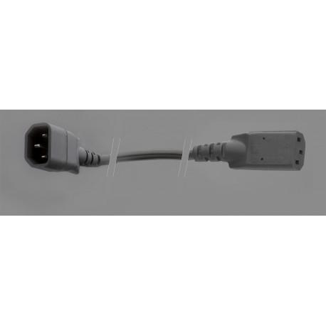 Rallonge blindée Danell pour câble informatique de remplacement blindé