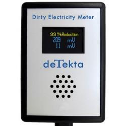 Mesureur d'électricité sale deTekta (Dirty Electricity Meter) (10kHz-1MHz)