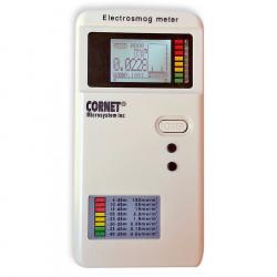 Détecteur d'ondes électromagnétiques hautes et basses fréquences Cornet ED88T