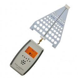 Analyseur de spectre mesureur HF/BF Envionic FA845 avec carte mémoire
