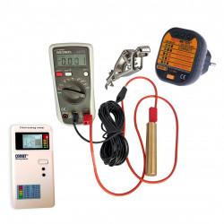 Kit découverte ED88T Optimisé + Tension induite Pro + prise testeur de terre