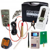Kit complet mesures d'ondes ME3830B + Perchette Eco + ED85EXS +BAT8 + Test Terre + Tension Induite