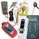 Pack pro V1 mesures Gigahertz Solutions ME3840B + EMFields AM10 + Tohm-e + Tension Induite + Guide D. Bruno