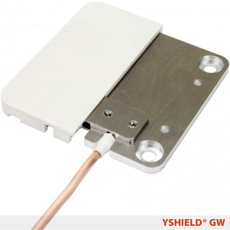 Plaque de mise à la terre GW Yshield pour peintures de protection hautes et basses fréquences, pour l'intérieur