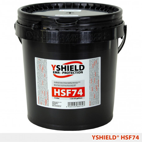 Peinture anti-ondes de protection HSF74 écologique Yshield