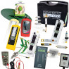 Pack pro v5 : Gigahertz Solutions MK70-3D+2.2 + MW-AM10 + Tension Induite Pro + Line EMI Meter + Tohm-e + Guide David BRUNO