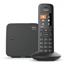 Téléphone sans fil Gigaset C570 Comfort Eco-DECT+ Noir