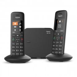 Téléphone sans fil Gigaset C570 Duo Eco-DECT+ Noir