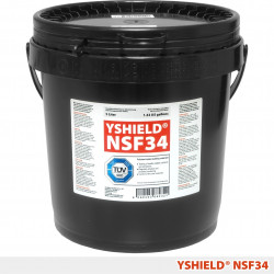 Peinture anti ondes basses fréquences Yshield NSF34 5l
