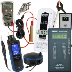 "Pack pro ""V1+"" ME3840B + MW-AM10 + PCE-ECT-50 + Tension Induite + BB EMI Meter"