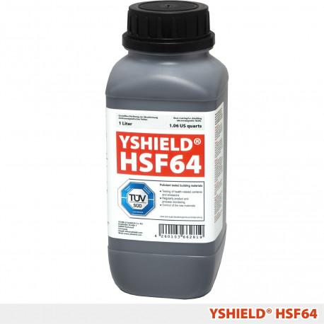 Peinture anti ondes hautes et basses fréquences Yshield HSF64 (bidon 1l)