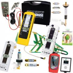 Pack pro v4 : le must des mesures pro d'ondes électromagnétiques