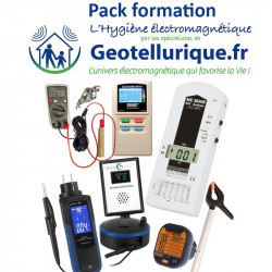 "Pack Formation + mesures ""proV1"" ME3830B+perchette+ED-88TPlus+Tension Induite+mesureur Terre+Greenwave BB EMI Meter"
