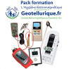 "Pack Formation + mesures ondes ""proV1+"" ME3840B+perch.+ED88TPlus+Tension Induite+mesureur Terre Tohm-e+Greenwave BB EMI Meter"