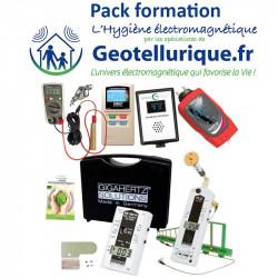 Pack pro V2 mesures Gigahertz Solutions ME3851A + HFE35C + Cornet ED88TPlus + Tohm-e + Tension Induite + Elec Sale + livre