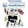 """Pack Formation + mesures """"Pro V3"""" Gigahertz Solutions ME3951A+HFEW35C+UBB2410+Cornet ED88TPlus+Tohm-e+T Induite+Elec Sale"""