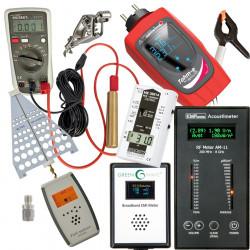 Pack pro v3 : MW-AM10 + FA725 + DG20 + ME3951A + PM5 + Tohm-e + Tension Induite Pro + Broadband EMI Meter + Guide D BRUNO