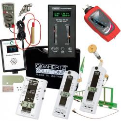 """Pack """"ProV3+"""" : mesures Gigahertz Solutions ME3951A + HFEW35C + EMFields AM11 + Tohm-e + T Induite + Elec Sale"""