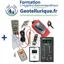 "Formation + Kit mesures ""ProV3"" : AM11 + FA725 + DG20 + ME3951A + PM5 + Tohm-e + Tension Induite Pro + Broadband EMI Meter"