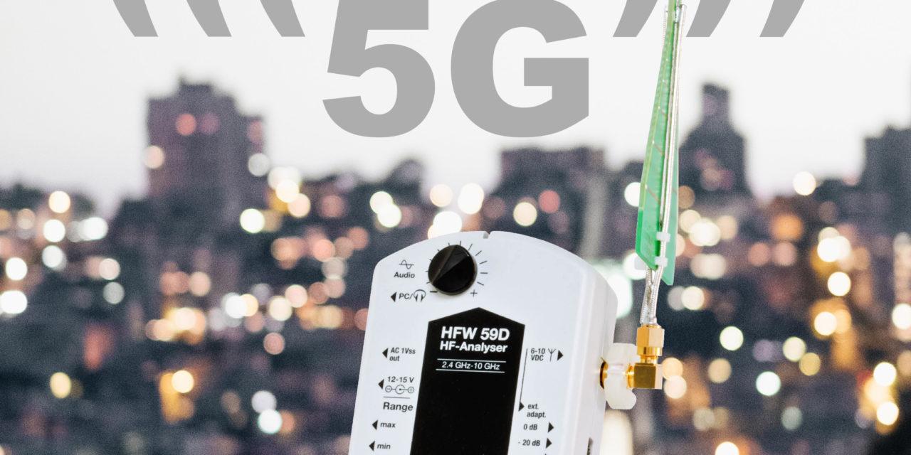 FAQ – Comment mesurer la 5G, quels appareils utiliser?