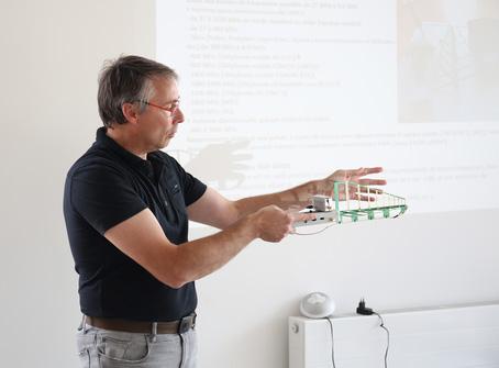 Bruno Geissert, formateur de Conseiller en environnement électromagnétique