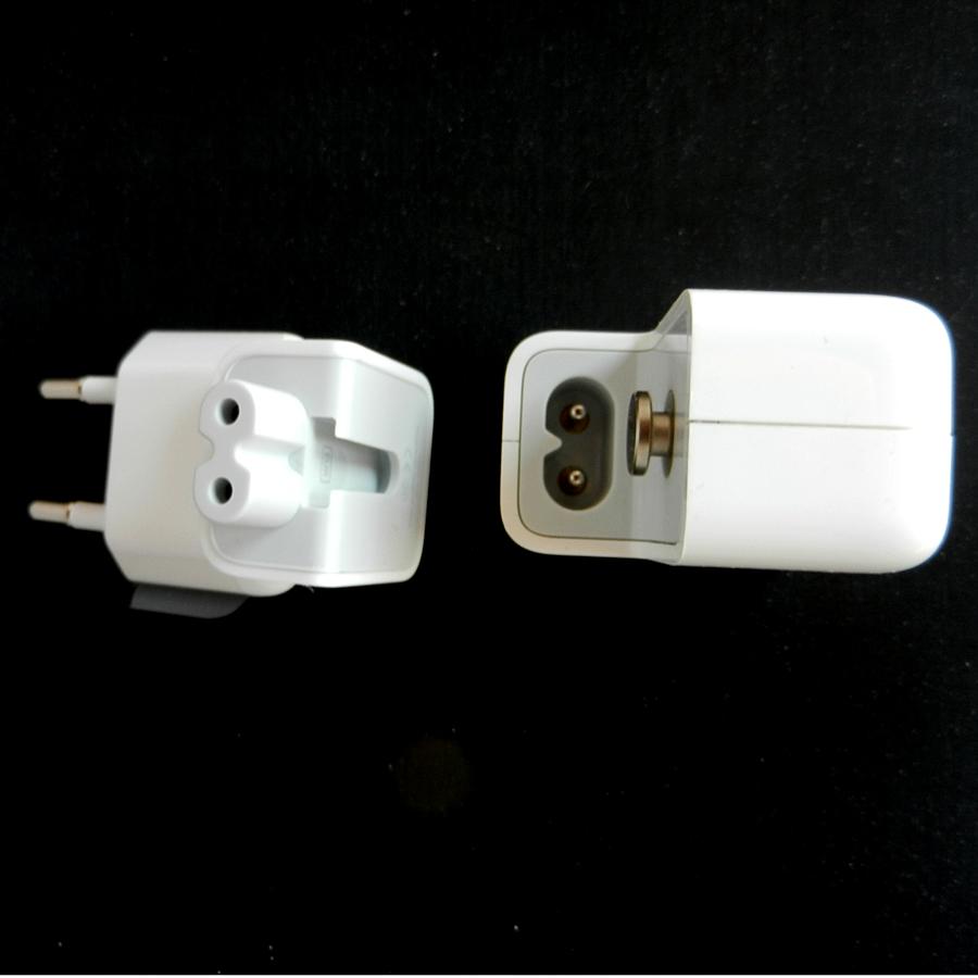 Adaptateur secteur apple 12W avec connecteur d'origine 2 poles