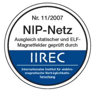 Certificat Nip Netz IIrec