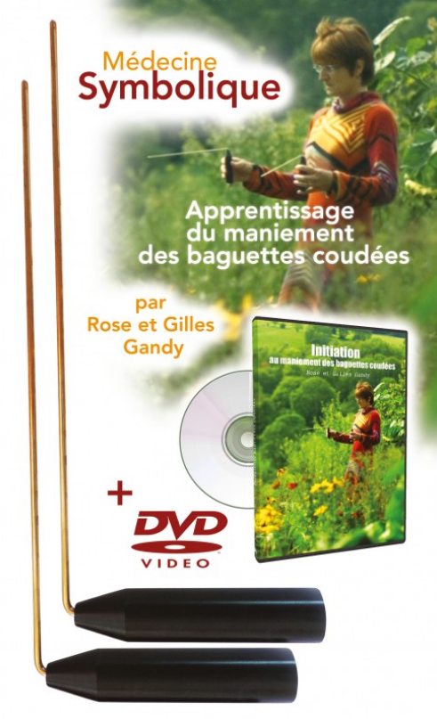 pack DVD Baguettes Gilles et Rose Gandy
