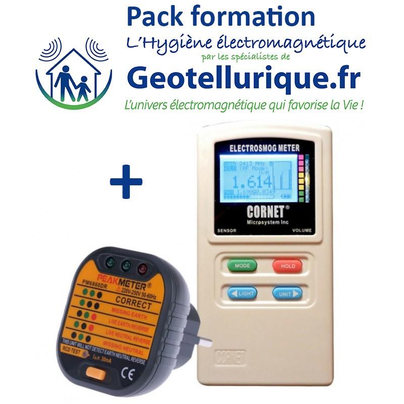 Pack Ado mesures ondes électromagnétiques avec formation